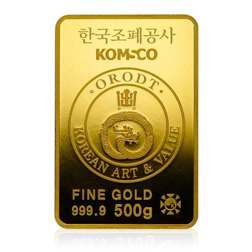 골드바,한국조폐공사골드바,골드바,한국조폐공사,24K순금 오롯골드바 순도 999.9
