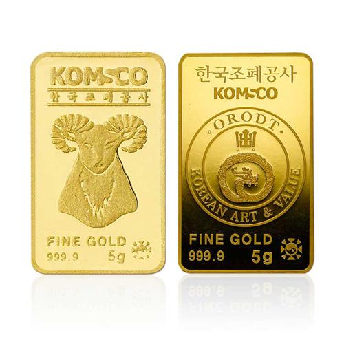 24K 골드바,한국조폐공사골드바,골드바,한국조폐공사,24K순금 오롯골드바 순도 999.9